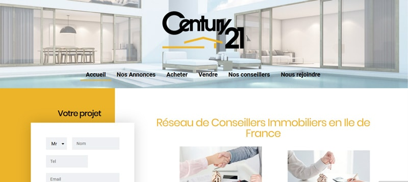 site optimmo immobilier